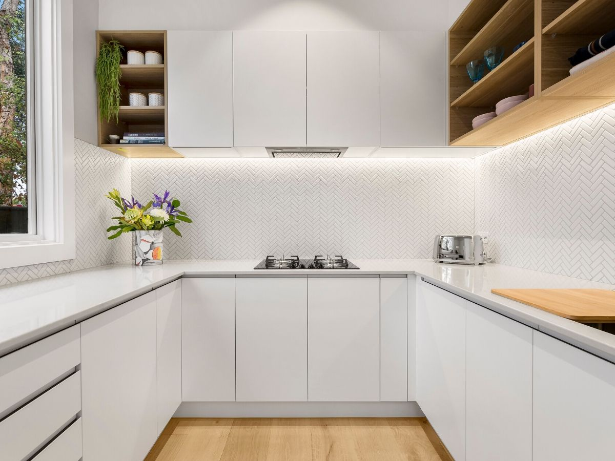 Handleless Butlers Pantry