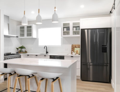 6 TIPS TO CREATE A KITCHEN ON A BUDGET